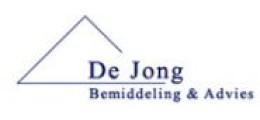 De Jong Bemiddeling & Advies