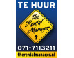the Rental Manager