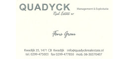 Quadyck Real Estate BV