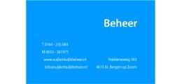 Makler Bergen op Zoom: Suijkerbuijk Beheer