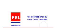 Immobilier Emmen: fel international bv