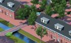 Family house Nesciokade 9 -Leiden-