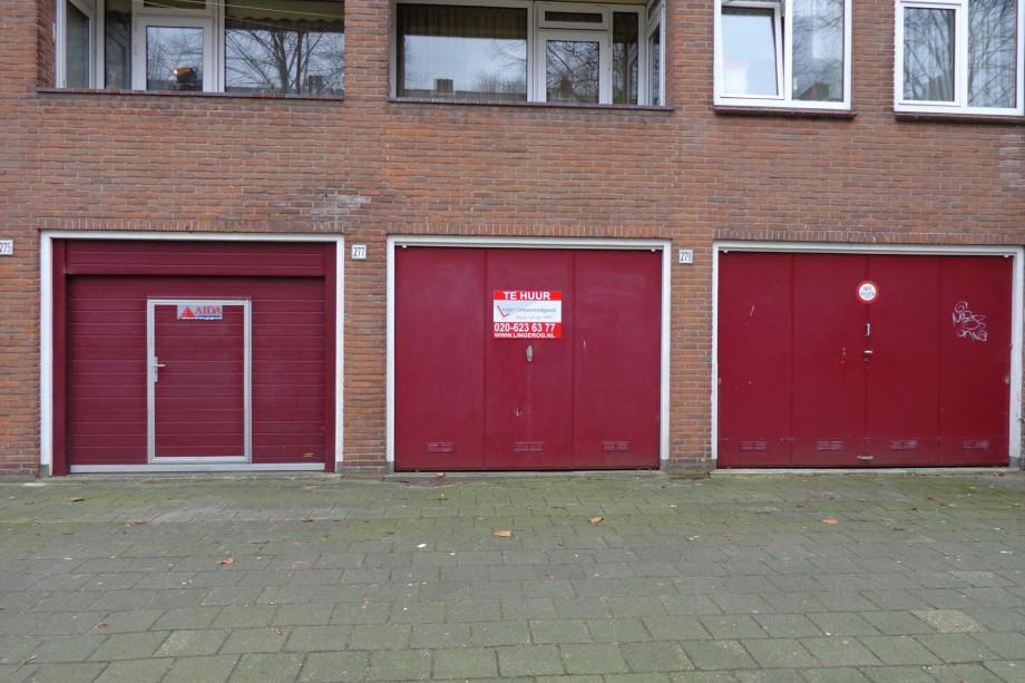 Garage Te Huur Kastelenstraat Amsterdam Voor 175