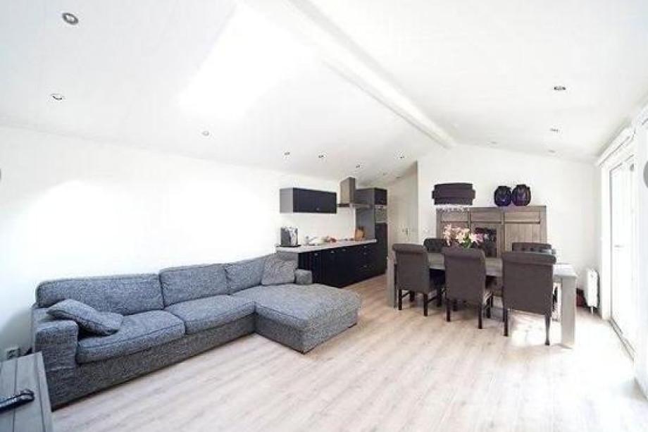 Appartement te huur nieuwe veenendaalseweg rhenen voor 700 mnd - Gemeubileerde woonkamer ...