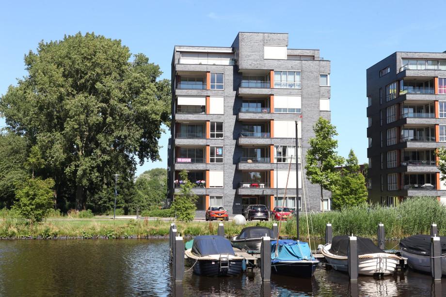 Pararius Huurwoningen Zuid-Holland Leiden Roodenburgerdistrict ...