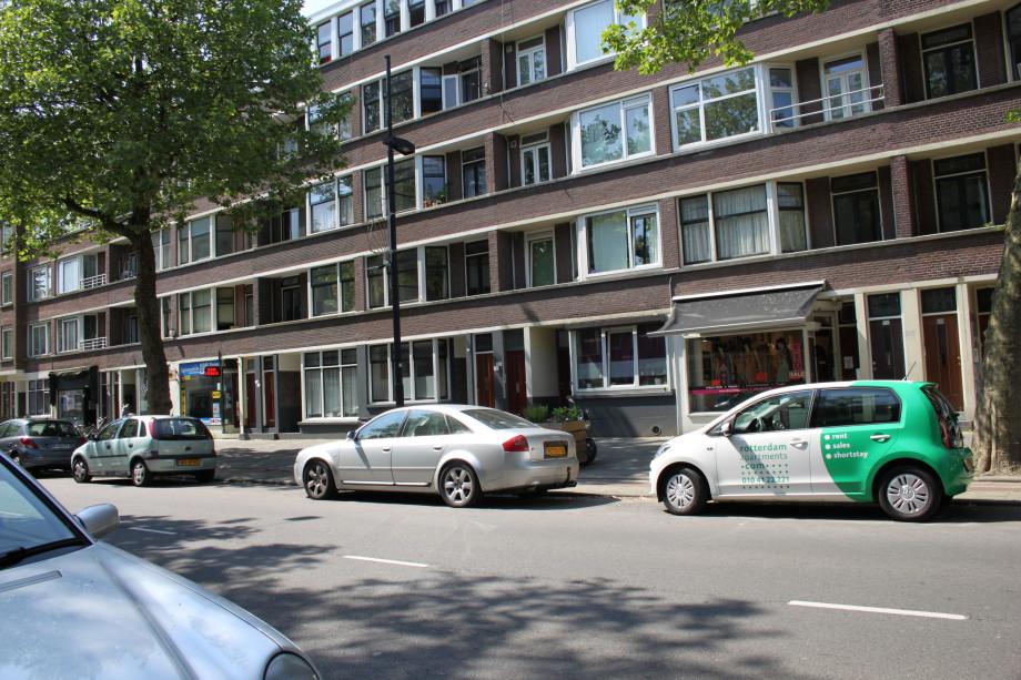 Appartement te huur rotterdam mathenesserweg 1250 for Appartement te huur in rotterdam