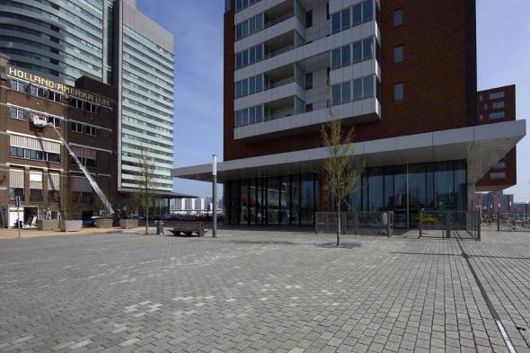 Appartement te huur landverhuizersplein rotterdam voor 2400 for Appartement te huur in rotterdam