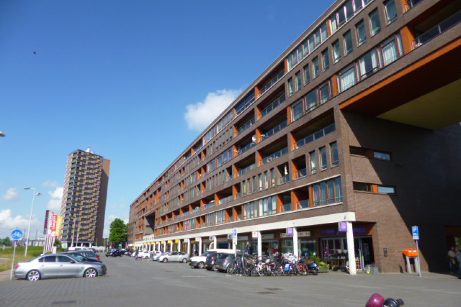 slaapkamer » twee slaapkamer appartement amsterdam - galerij, Deco ideeën