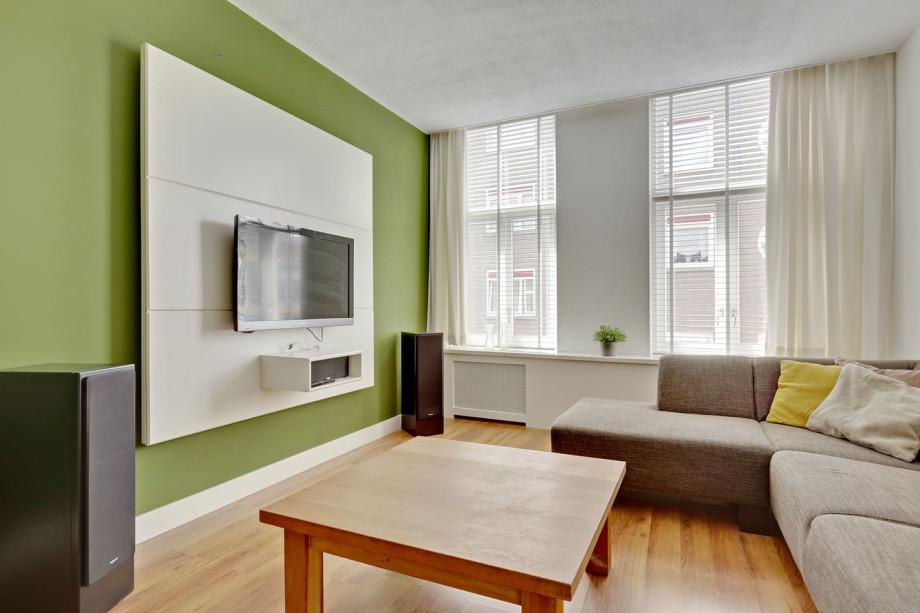 Appartement te huur nieuwe huizen breda voor 995 - Gemeubileerde woonkamer ...