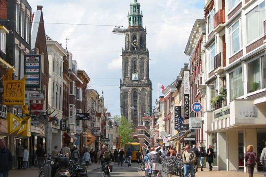 Pararius Huurwoningen Groningen Groningen Binnenstad Appartement ...