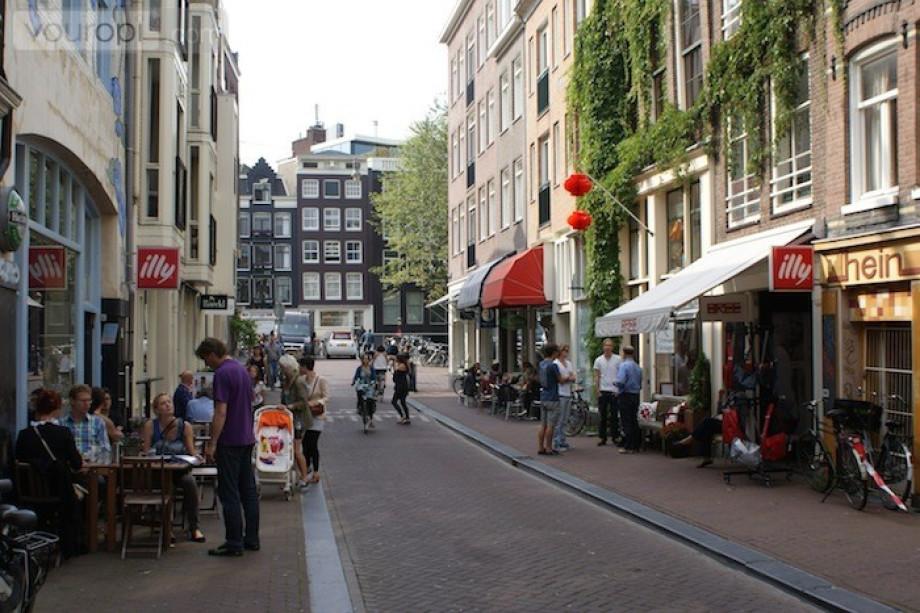 Appartement te huur runstraat amsterdam voor for Interieur 9 straatjes