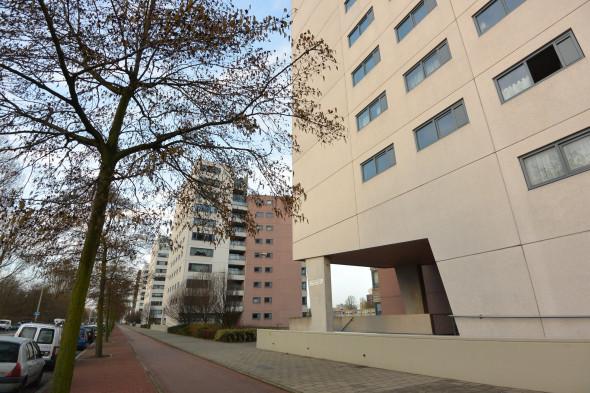 Appartement te huur erasmusweg den haag voor 712 for Huis te koop den haag