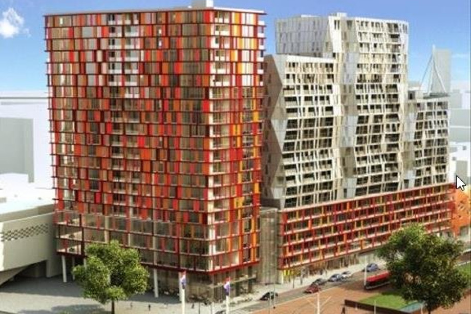 Appartement te huur kruisplein rotterdam voor 1650 for Appartement te huur in rotterdam