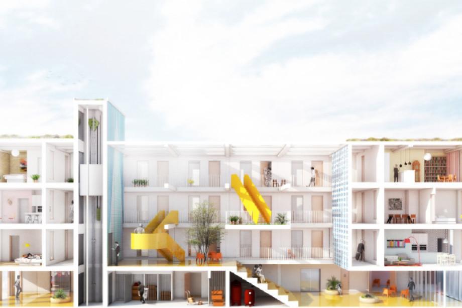 Beste Slaapkamer Plant : Appartement te huur: President ...