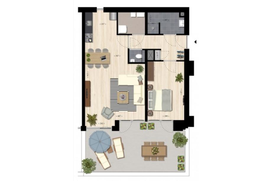 Appartement te huur dr claas noorduijnstraat nijmegen for Te koop nijmegen oost