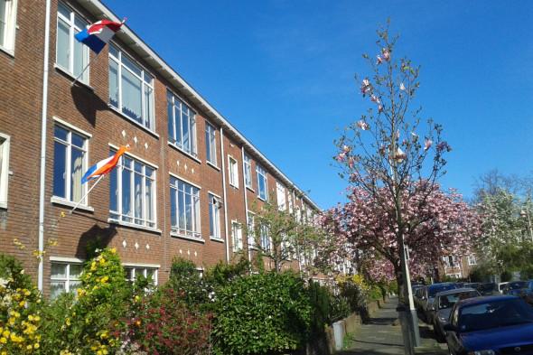 Appartement te huur: Spaarwaterstraat 18, Den Haag voor €1275