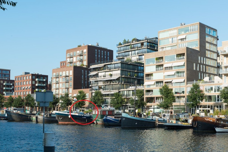 Apartment for rent: Westerdok, Amsterdam for €1,850