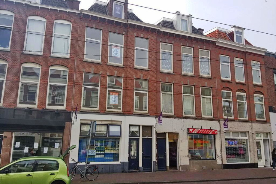 apartment for rent paul krugerlaan den haag for 580