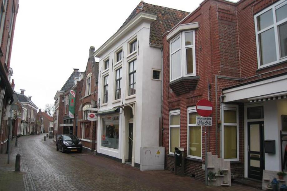 ... Groningen Appingedam Appingedam Appartement Stationsstraat