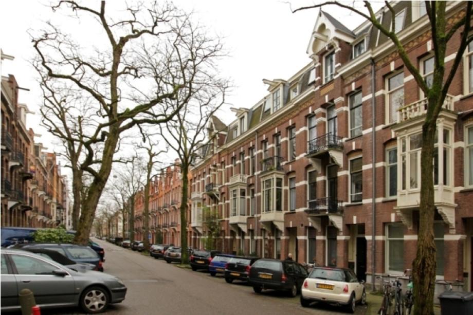 Slaapkamer twee slaapkamer appartement amsterdam : ... Noord-Holland Amsterdam Stadsdeel Zuid Appartement Van Breestraat