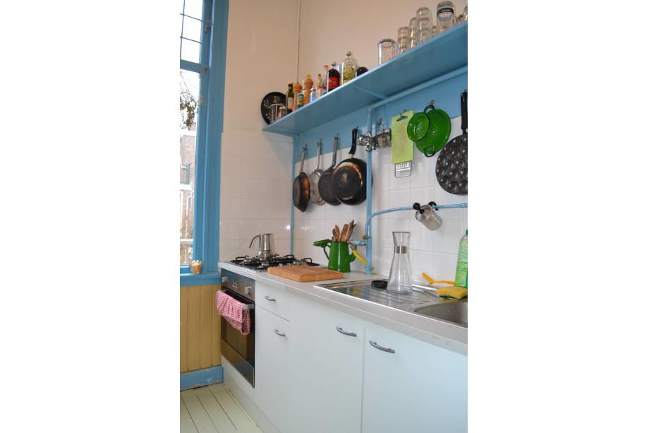 Appartement te huur willem de zwijgerlaan den haag voor 995 - Kleur schilderij gang ingang ...