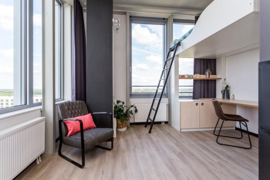 slaapkamer » 2 slaapkamer appartement eindhoven - galerij foto's, Deco ideeën