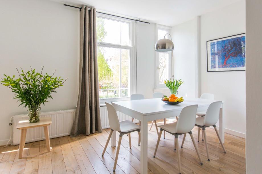 Slaapkamer twee slaapkamer appartement amsterdam ... Noord-Holland Amsterdam Stadsdeel West Appartement J.J. Cremerplein