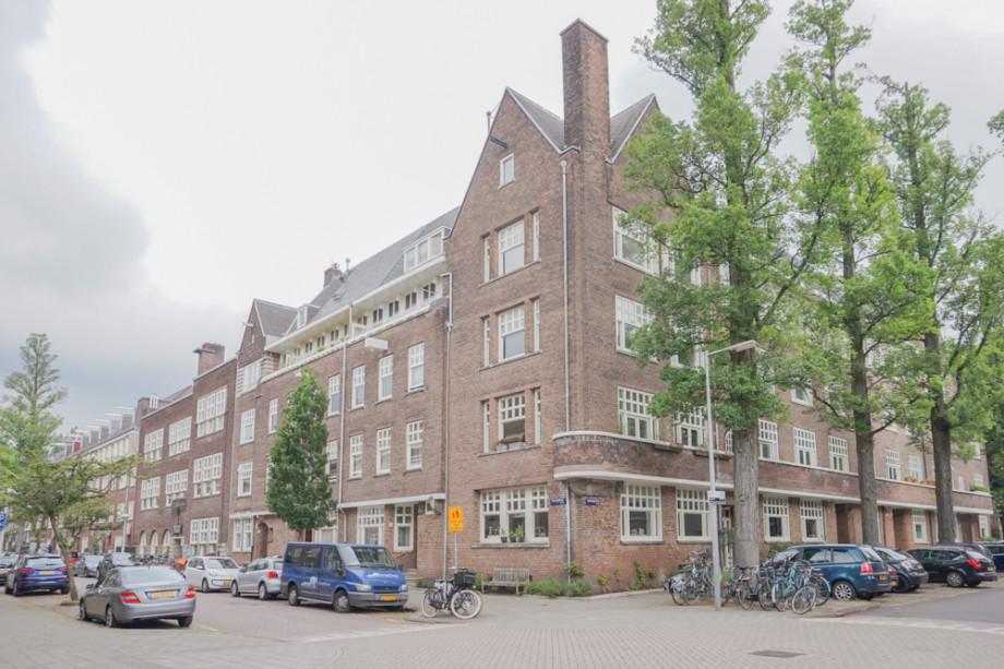 Appartamento in affitto titiaanstraat amsterdam for Appartamenti in affitto amsterdam