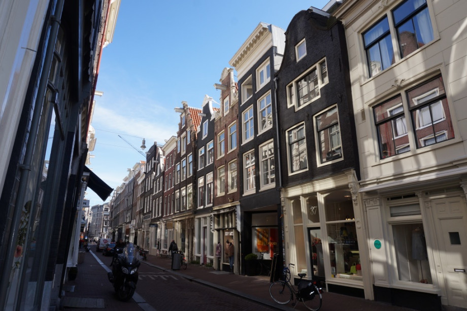 Appartamento in affitto hartenstraat amsterdam for Camere affitto amsterdam