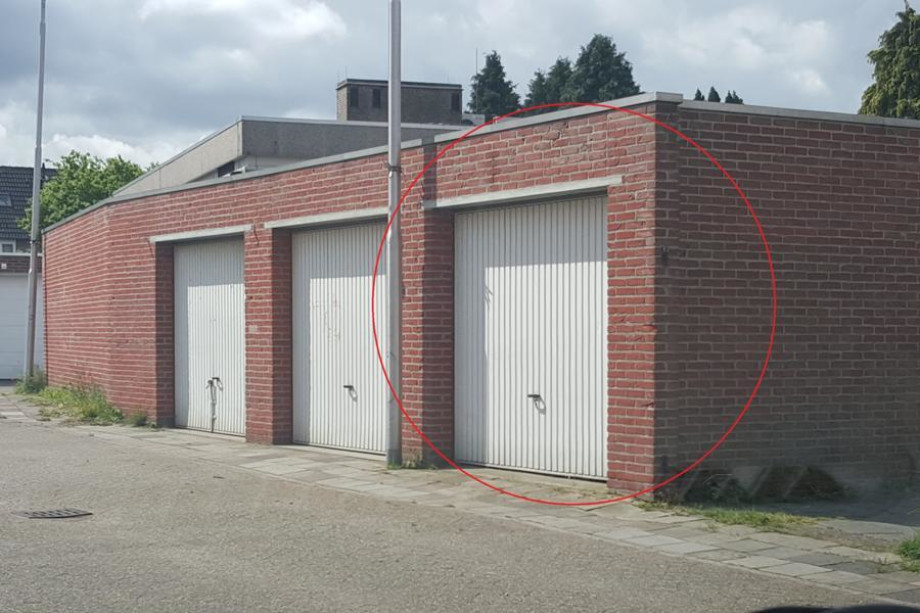 Garage For Rent Hofstraat Eindhoven For 110