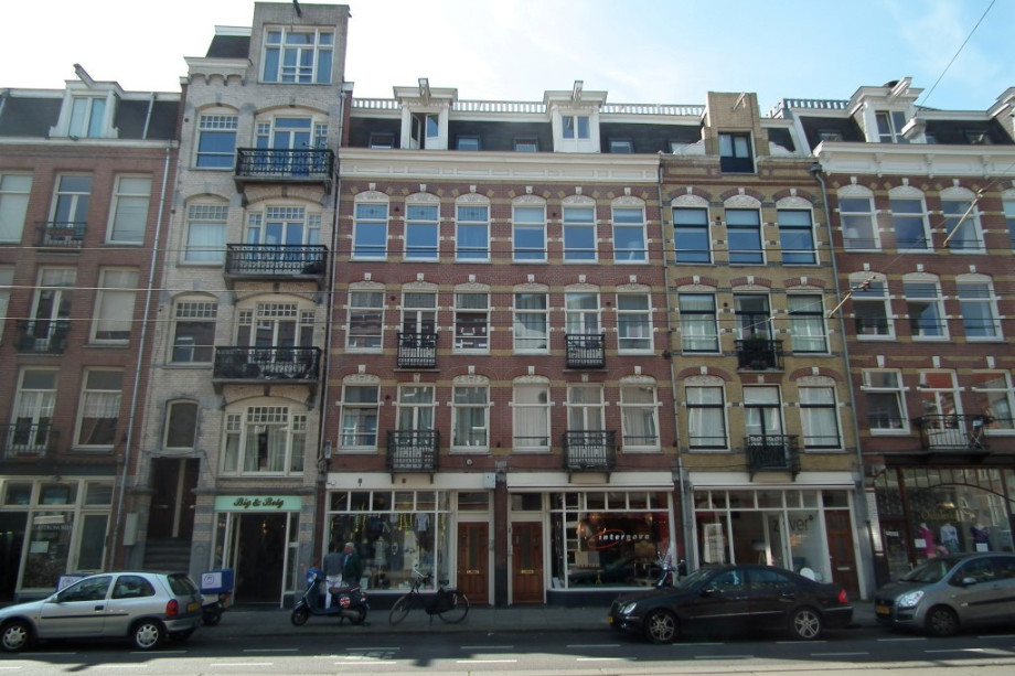 Appartamento in affitto ferdinand bolstraat 162 3 for Camere affitto amsterdam