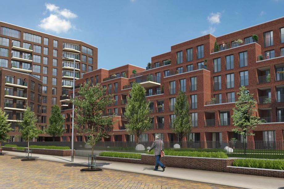 Family house for rent: Bert Haanstrakade, Amsterdam for €1,160