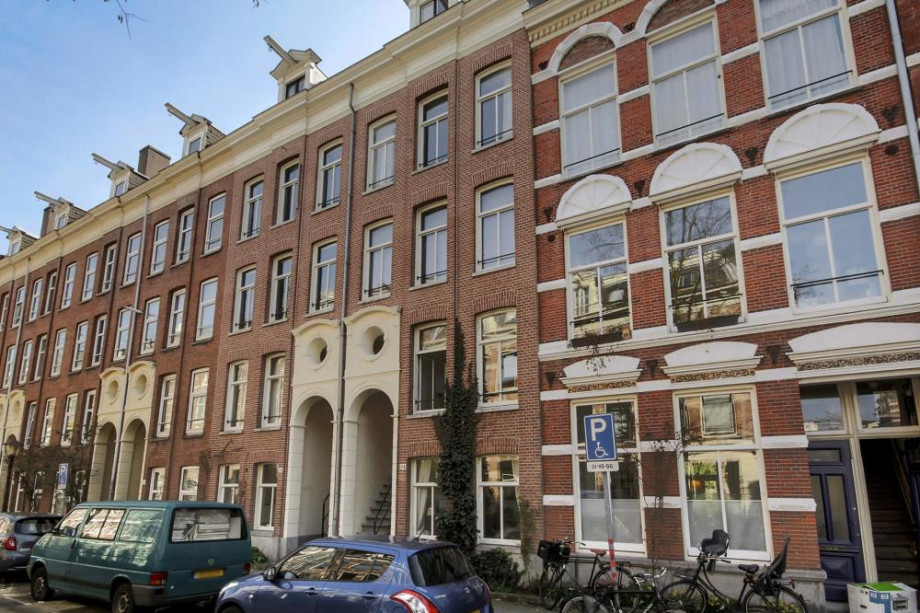 Appartamento in affitto blasiusstraat amsterdam for Camere affitto amsterdam