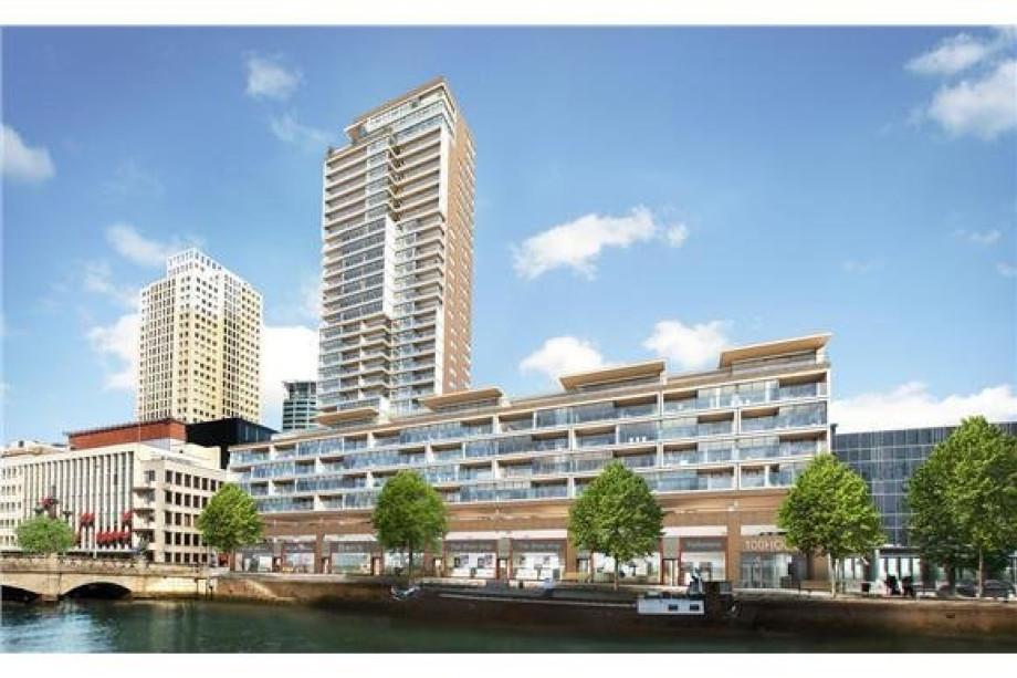 Appartement te huur posthoornstraat rotterdam voor 1 for Nieuwbouw rotterdam huur