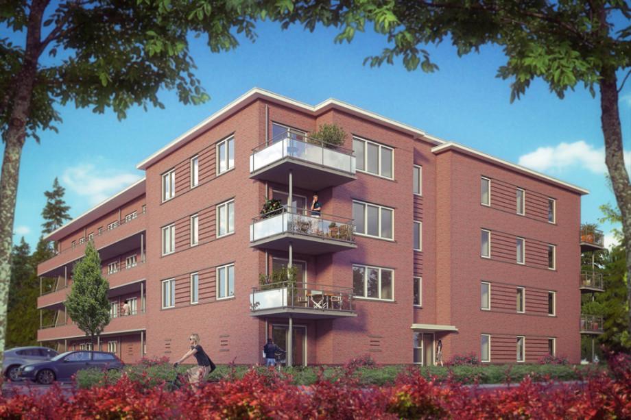 Appartement te huur zonnelaan 28 huis ter heide ut voor 875 mnd - Appartement huis ...