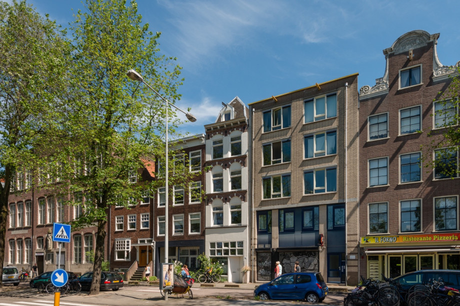 Appartamento in affitto oostenburgergracht amsterdam for Camere affitto amsterdam