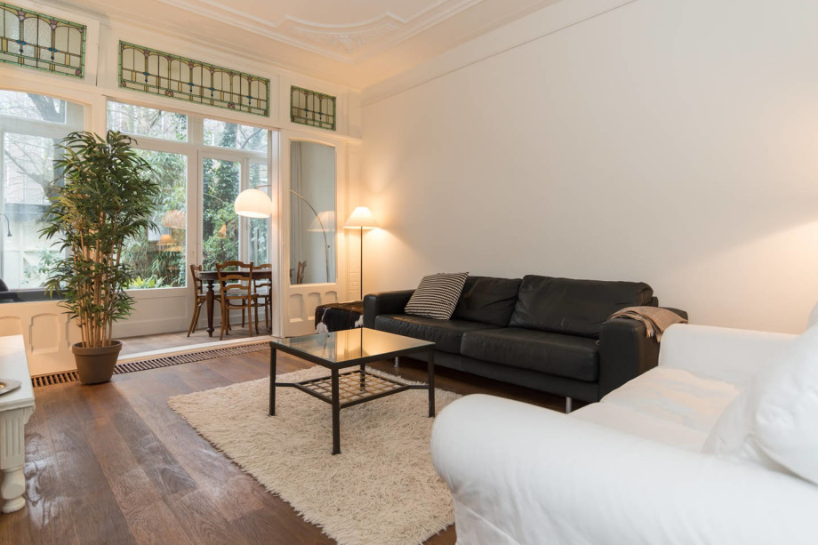 Pararius location appartements et maisons noord holland amsterdam - Jardin balcon appartement ...