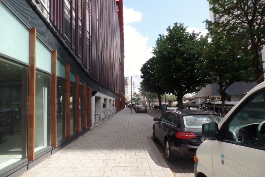 Appartement te huur wijnbrugstraat rotterdam voor 2 for Huur huis rotterdam zuid