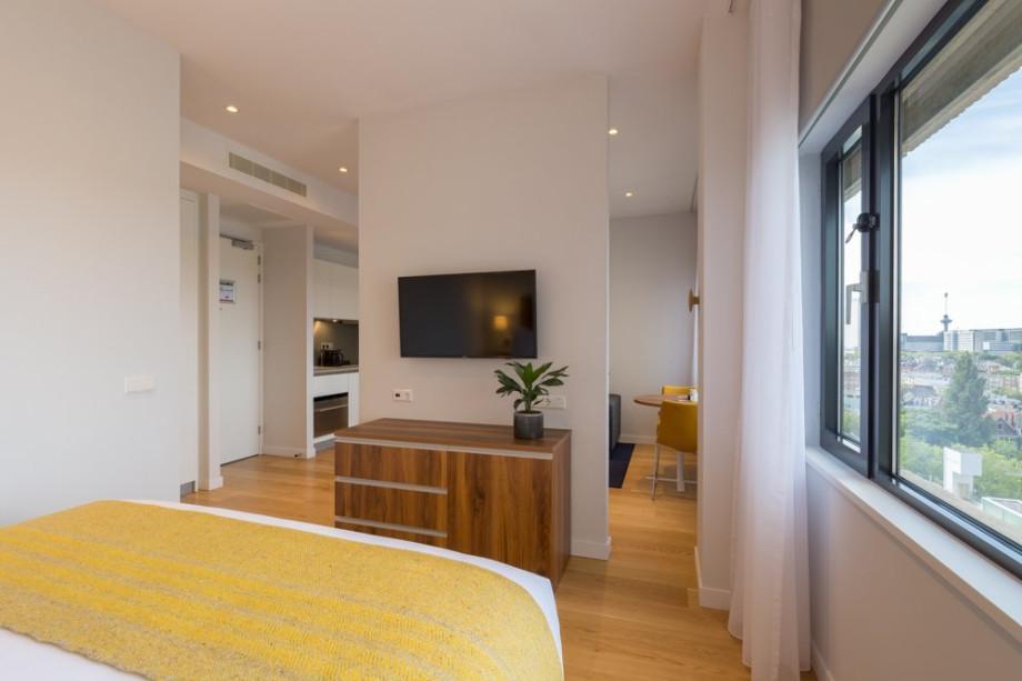 Appartement te huur weena rotterdam voor mnd for Nieuwbouw rotterdam huur