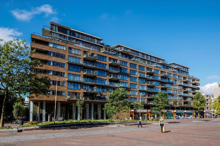 Appartement te huur binnenrotte rotterdam voor for Te huur huizen in rotterdam
