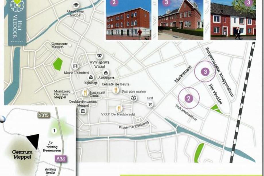 Location maison de famille meppel vledderplein prix 925 - Sarl de famille et location meublee ...
