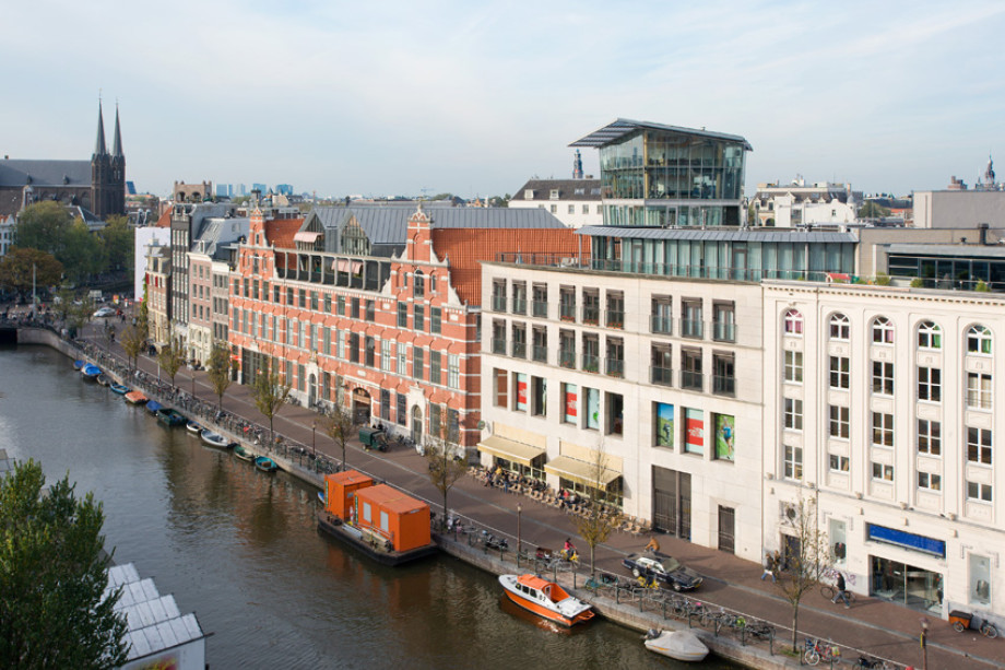 Appartamento in affitto singel 463 g amsterdam for Camere affitto amsterdam