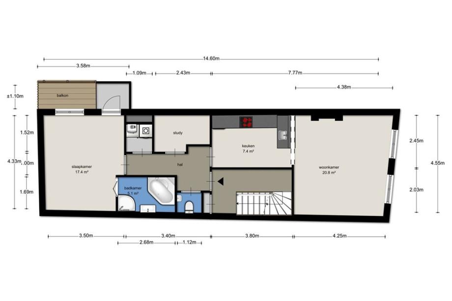 Appartement Te Huur Hinthamerstraat Den Bosch Voor 1