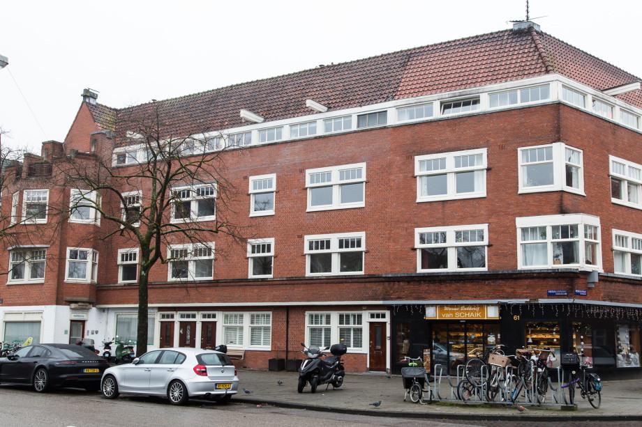 Appartamento in affitto merwedeplein amsterdam for Appartamenti amsterdam affitto mensile