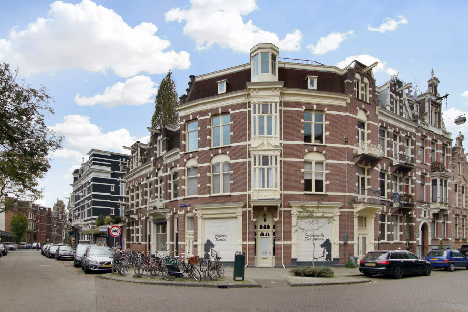 Appartamento in affitto alexander boersstraat 31 2 for Camere affitto amsterdam