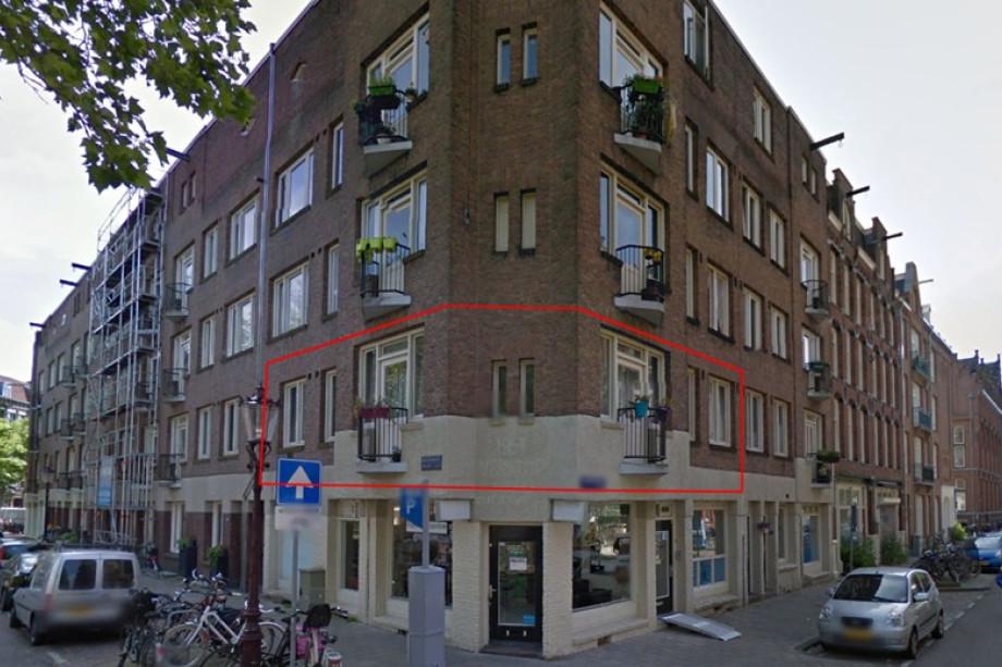 Apartment for rent: Boerhaaveplein, Amsterdam for €1,700