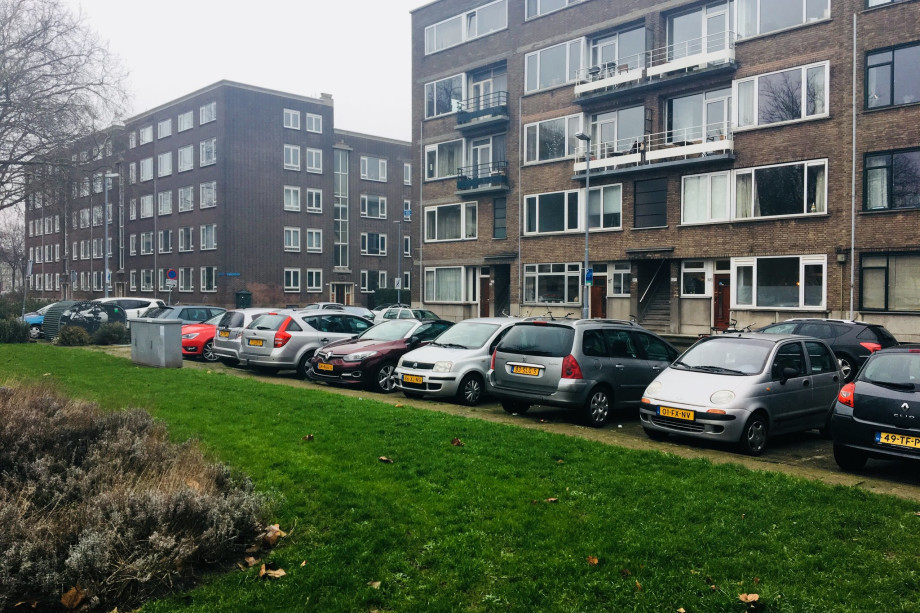 Appartement te huur stadhoudersplein rotterdam voor 1 for Huur huis rotterdam zuid