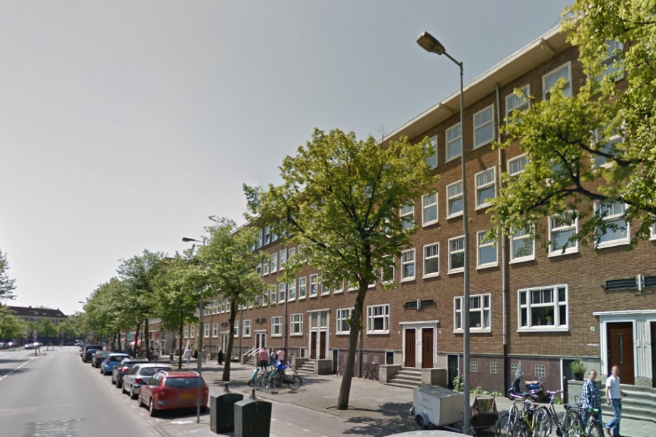 Appartamento in affitto bos en lommerweg amsterdam for Camere affitto amsterdam