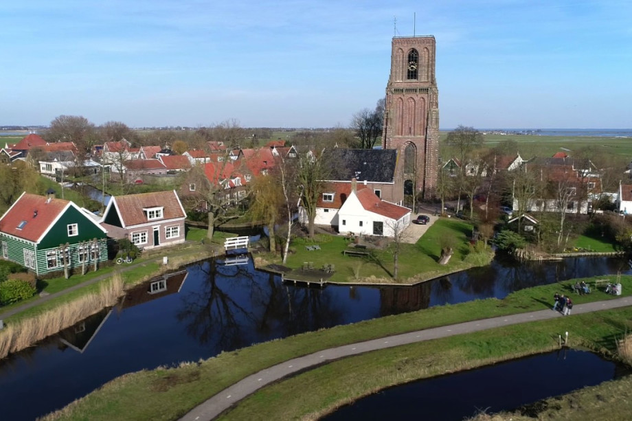 Casa en alquiler dorpsweg ransdorp amsterdam for Casa con jardin barcelona alquiler