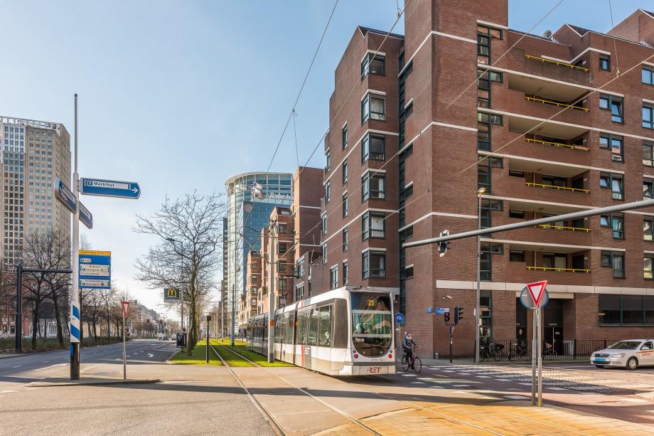 Appartement te huur nieuwstraat 124 rotterdam voor 1 for Huur huis rotterdam zuid